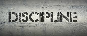 JOSEPH'S DISCIPLINE